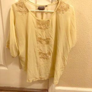 Anthropologie blouse